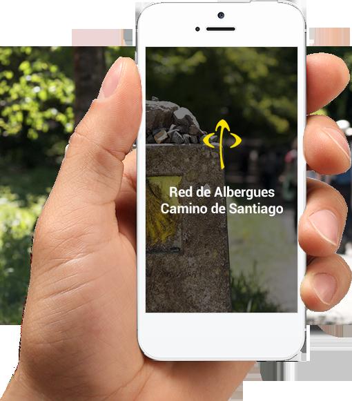 Aplicación Red de Albergues Camino de Santiago