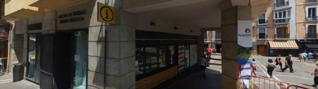 Oficina de turismo del ayuntamiento de pamplona red de for Oficina turismo burgos